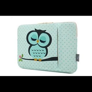 CoolBell owl laptop case🦉